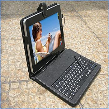 SANOXY® Keyboard Anyway A Lest With Stylus Pen For 10inch Superpad/Flytouch Android Tablet PC