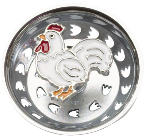 Decorative Kitchen Sink Strainers Rooster
