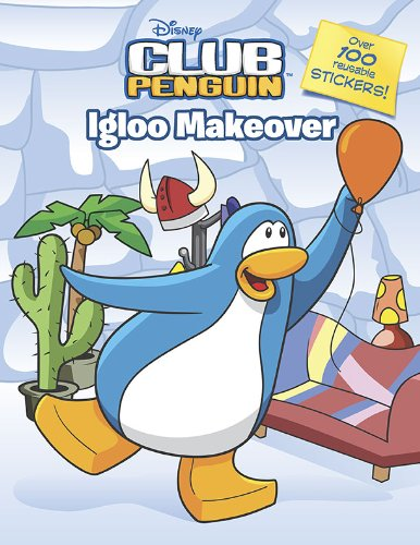 Igloo Makeover (Disney Club Penguin)
