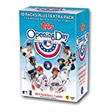 MLB 2013 Opening Day Blaster Trading Cards
