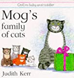 Mog's Family of Cats (0001384155) by Kerr, Judith