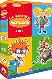 echange, troc Coffret La Famille Nickelodeon 4 DVD : Les Razmoket, Le Film / Les Razmoket à Paris / Jimmy Neutron, Un garçon génial / Hé