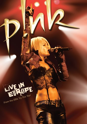 Pink - Live In Europe (Clean)