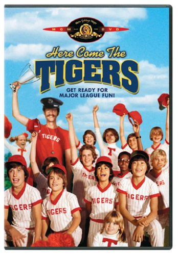 Cover art for  Here Come the Tigers