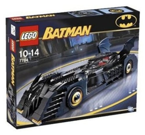 LEGO 7784 - Batman 7784 Ultimatives Batmobil