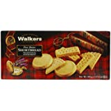 Walkers Assorted Shortbread 500 g (Pack of 3)