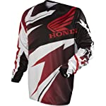 Honda Motorcycle Officially Licensed Fox HC Men's Motocross/OffRoad/Dirt