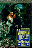 The Marriage Prize (0385318235) by Henley, Virginia