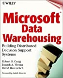 img - for Microsoft(r) Data Warehousing: Building Distributed Decision Support Systems book / textbook / text book