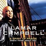 More Than Anything (Lamar Campbell 2000 Album Version)
