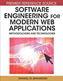 img - for Software Engineering for Modern Web Applications: Methodologies and Technologies (Premier Reference Source) book / textbook / text book