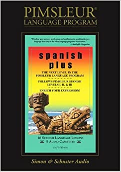 Pimsleur Spanish I Comprehensive Course (16 audio cds) Second Revised Edition