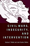 Civil Wars, Insecurity, and Intervention
