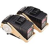EPSON 環境推進トナー LPC3T18MPV マゼンタ Mサイズ 6,500ページ×2本パック LP-S7100/S8100シリーズ用