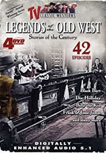 TV Classic Westerns: Legends of the Old West Reino Unido