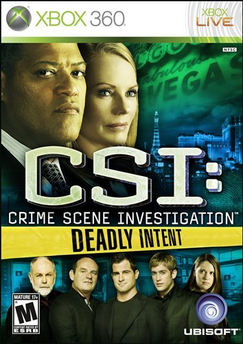 513HV2NLW4L Reviews CSI: Deadly Intent