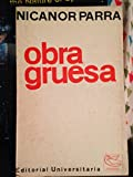 img - for Obra gruesa. Poes a. book / textbook / text book