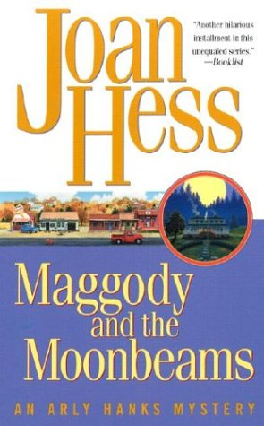 Image for Maggody and the Moonbeams