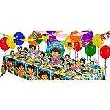 Dora the Explorer Party Supplies Super Party Kit