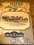img - for Cobb's America Guyed Book Maine a State of Ruggedness book / textbook / text book