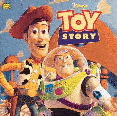 Toy Story, Betty G. Birney