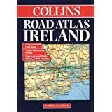 Collins Road Atlas Irelandby Mike ed Cottingham