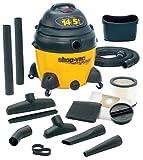 Shop-Vac 960-14-00 14-Gallon Wet/Dry Pump Vacuum