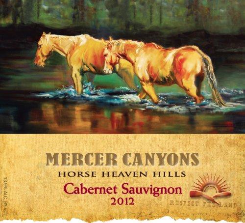 2012 Mercer Canyons Horse Heaven Hills Cabernet Sauvignon 750 Ml