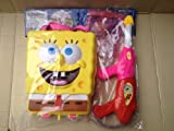 Songkran Festival in Thailand Water Back Pack.( Spongebob Yellow)