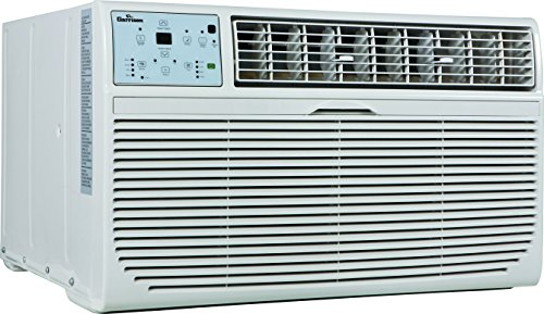 GARRISON 2477812 R-410A Through-The-Wall Heat/Cool Air Conditioner with Remote Control, 10000 BTU, White (Wall Hvac Unit compare prices)
