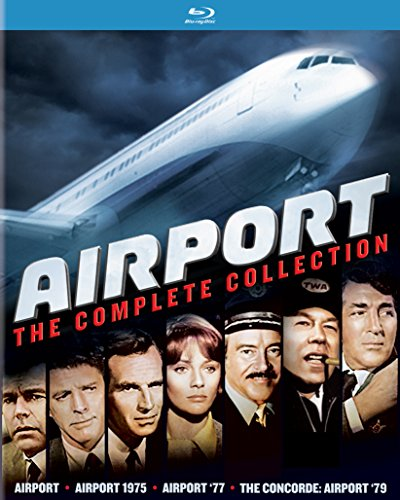 Airport: The Complete Collection [Blu-ray] (Airport compare prices)
