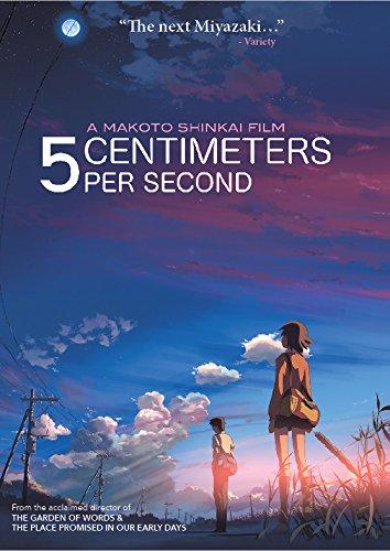 5 CENTIMETERS PER SECOND / 秒速5センチメートル (北米版)