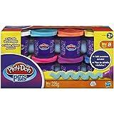 Hasbro A1206E24 - Play-Doh Plus 8er Pack - Knete