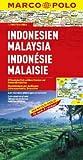 echange, troc Marco Polo - Indonésie, Malaisie - Carte routière et touristique