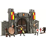 Toy Major The Kingdom of Knight Castle Playset