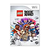 Lego: Rock Band - Wii Standard Editionby Warner Bros