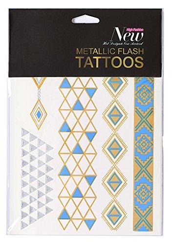 metallic-flash-tattoos-verschiedene-designs-jewels-pyramids-das-hauttattoo-im-metallic-look-fur-den-