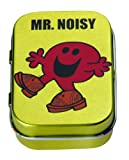 Mr Men and Little Miss peppermints in a tin - Mr Noisy