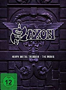 Heavy Metal Thunder - The Movie (Digipack 2 DVD)