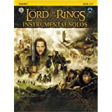 Lord of the Rings Instrumental Solos: Trumpet (Book & CD)