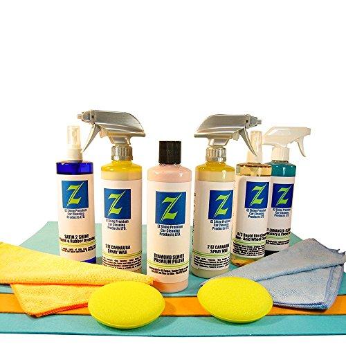 top products best review max pack detailing kit 2 2ez carnauba spray wax diamond premium. Black Bedroom Furniture Sets. Home Design Ideas