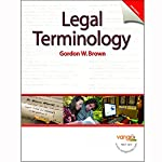 VangoNotes for Legal Terminology, 5/e | Gordon Brown