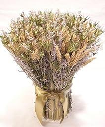 European Wheat Bundle Centerpiece