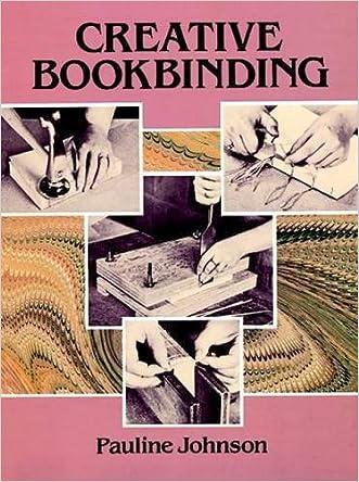 Creative Bookbinding