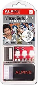 Alpine MusicSafe Pro Filter Ear Plugs for Musicians - White