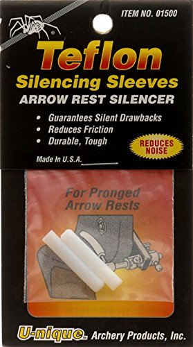 ARROW REST SLEEVE SILENCER