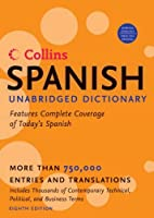 HarperCollins Spanish Unabridged Dictionary, 8th Edition (Harpercollins Unabridged Dictionaries) (Spanish Edition)