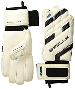 Sells Goalkeeper Products Wrap Axis 360 Aqua Gloves (Pair), Size 08