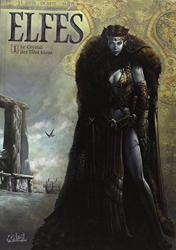 Elfes (1) : Le crystal des elfes bleus