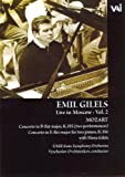 echange, troc Emil Gilels Live in Moscow Vol. 2